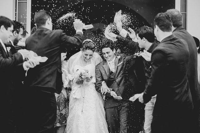 結婚式男性マナー