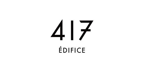 417 セレクトショップ 417エディフィス EDEFICE